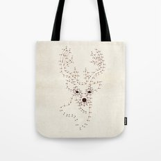 Connect the Dots Tote Bag