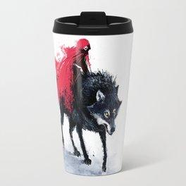Little Red Riding Hood Travel Mug