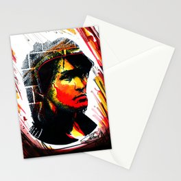 Tsoi is alive (Kino ) Stationery Cards
