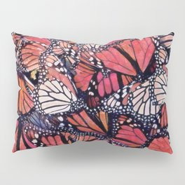 Monarch Butterflies II Pillow Sham