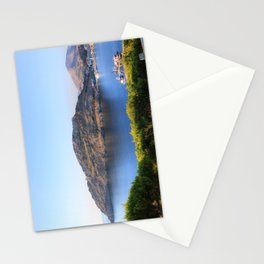 Behind The Castle Stationery Cards
