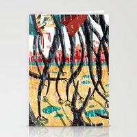 nightcrawler Stationery Cards featuring Necklace of Skulls - Nightcrawler by Necklace of Skulls