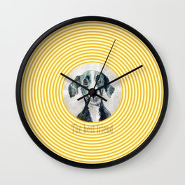 The best friend Wall Clock