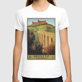 Spoleto Umbria 1927 T-shirt