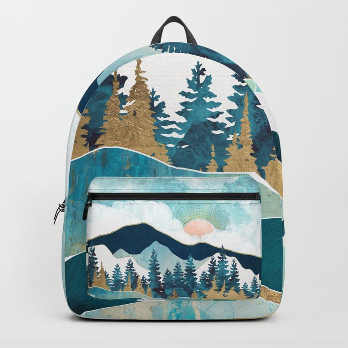 Summer Forest Backpack