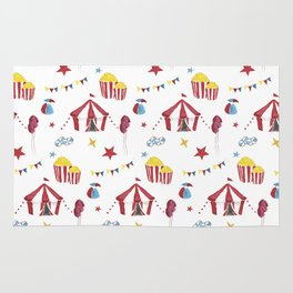 The Little Circus Rug