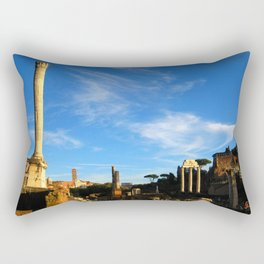 Foro Romano Rectangular Pillow