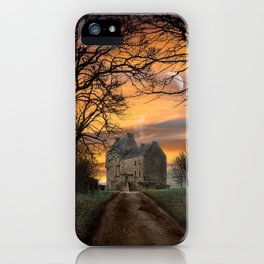 Lallybroch iPhone Case