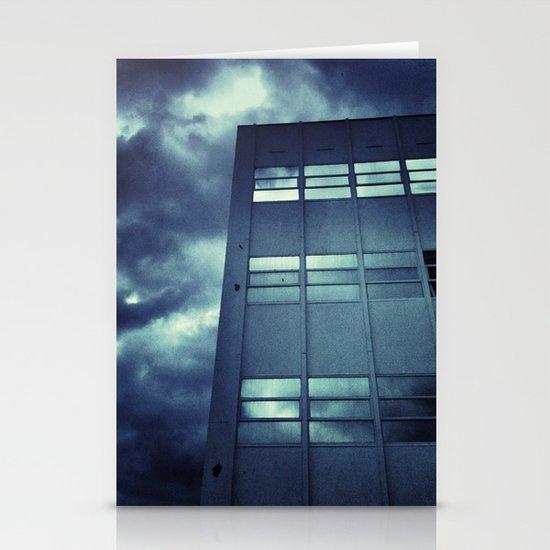 Stormy Windows Stationery Cards