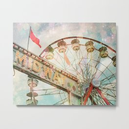 A Carnival In the Sky II Metal Print