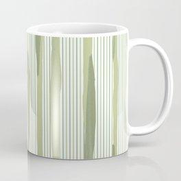 Stripes + Stems Coffee Mug