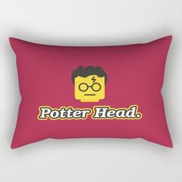 Potter Head Rectangular Pillow