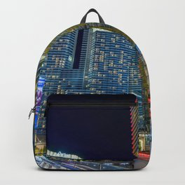 Las Vegas Strip Nevada United States Ultra HD Backpack