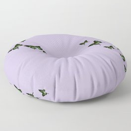 Papilio arcturus Floor Pillow