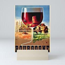 Gorgeous Vintage French Travel Art Advertising Mini Art Print