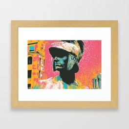 Dusseldorf Framed Art Print