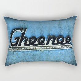 Gheenoe Rectangular Pillow