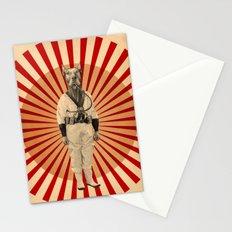 God save the Dog! Stationery Cards