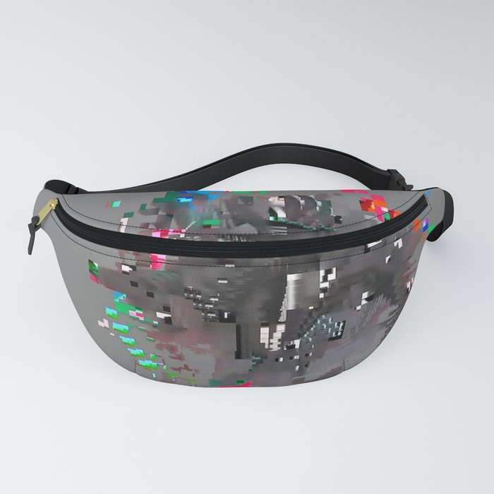 hairs Fanny Pack