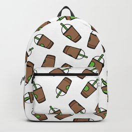 Bev Fresh Pattern Backpack