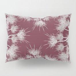 Hibiscus meets Pandanus (St. Damien 7) Pillow Sham