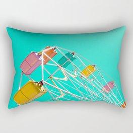 Ferris_Wheel - 2, Northern Michigan Rectangular Pillow