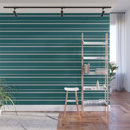 Benjamin Moore 2019 Color of the Year 2019 Metropolitan Light Gray on Beau Green 2054-20 Wall Mural