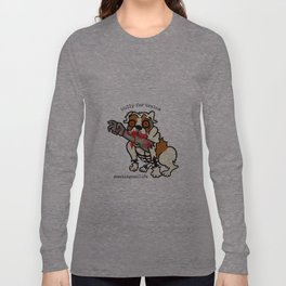 Bully for Brains Long Sleeve T-shirt