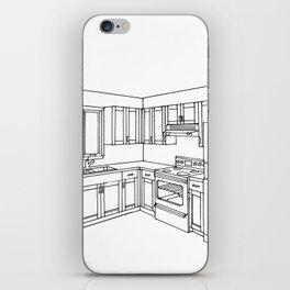 Kitchen Interior 1 iPhone Skin