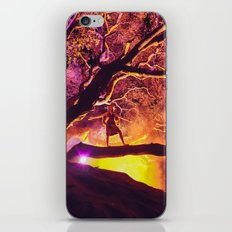 Midnight Spell iPhone & iPod Skin