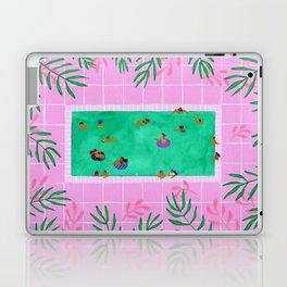 Emerald Pool Laptop & iPad Skin