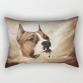 American Staffordshire Terrier - Amstaff Rectangular Pillow