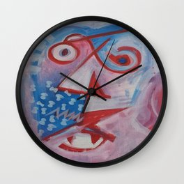 Disguised  Wall Clock