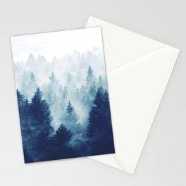Foggy Woods I Stationery Cards