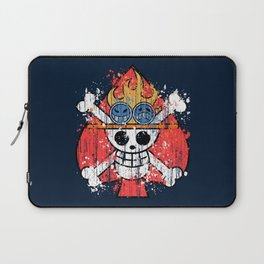 The will of fire Laptop Sleeve