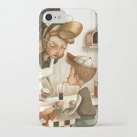 50s iPhone & iPod Cases featuring 50s Style by Daniela Volpari