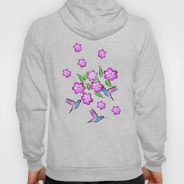 Colibri&Clematis Hoody