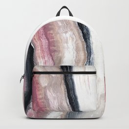 Pink Geode One Backpack