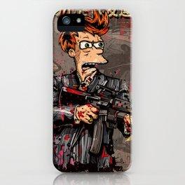 Fryface iPhone Case