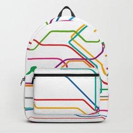 Tokyo Metro Backpack