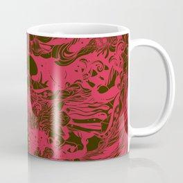 Big wave dark Coffee Mug