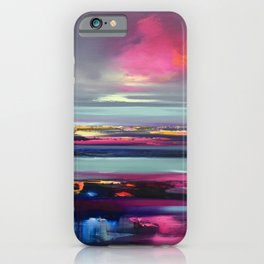 Longing to the Other Shore iPhone Case