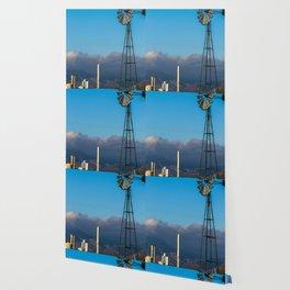 Colorado Windmill Wallpaper