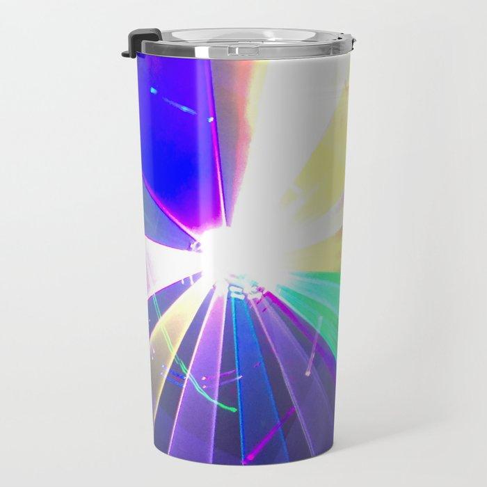 Coloured laser Travel Mug