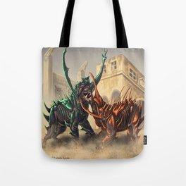 Lurhound Tote Bag
