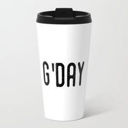 G'DAY Travel Mug