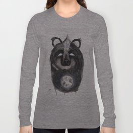 Selene the Moon Bear. Long Sleeve T-shirt