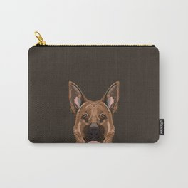 Skylar - German Shepherd gifts for dog people dog lover gifts german shepherd owners perfect gifts  Carry-All Pouch