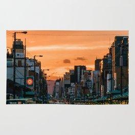 Kyoto Sunset Rug