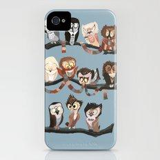 Doctor Hoo - Painted Version Slim Case iPhone (4, 4s)